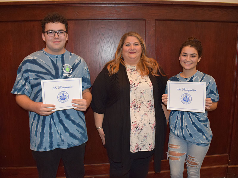 Long Beach Honors All-State Musicians