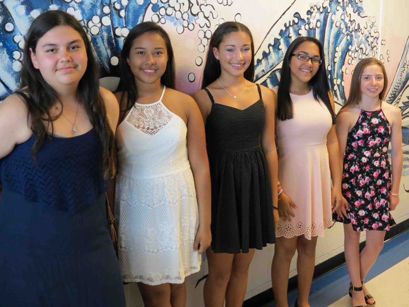 Eighth-Graders Move on Up to Long Beach High School