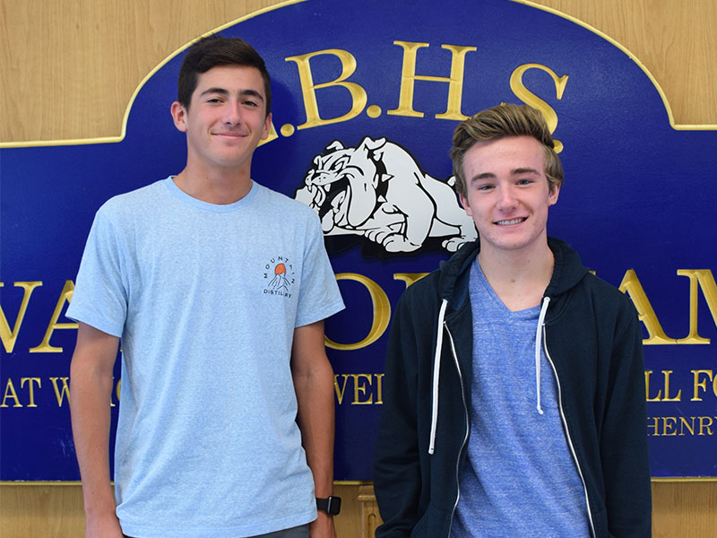 LBHS announces 2018 valedictorian and salutatorian