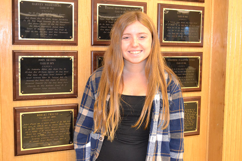 HS Student Earns Honors from Scholastic