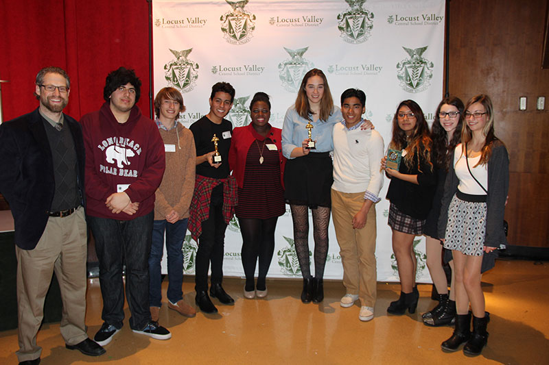 LBHS Takes Seven Film Festival Honors