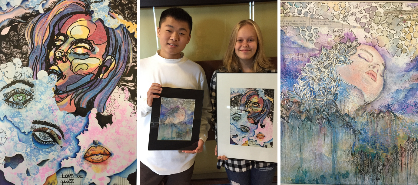 Student Artists Featured