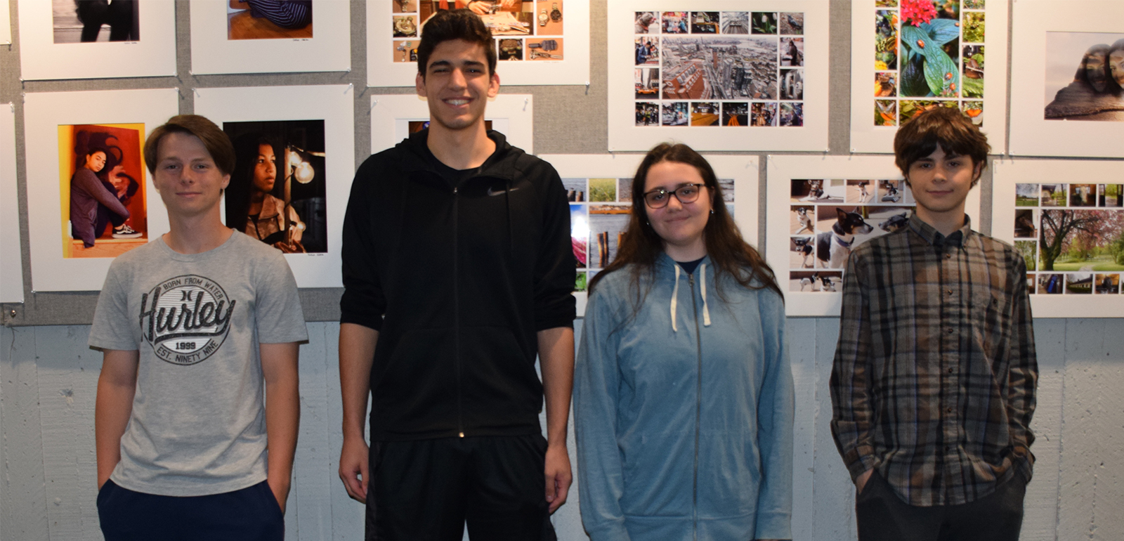 LBHS Students Receive Writing Honors photo