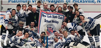 Hockey Team Wins State Championship photo