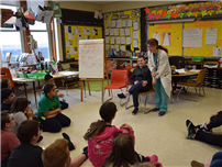 Career Days Inspire Students at Lindell