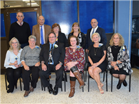 Board of Education Retirement Reception Photo