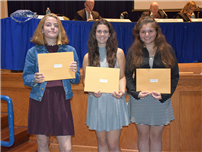 Board Meeting Honors Academic Achievements, Tenure Recipients Photo