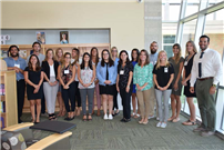 LB welcomes new teachers photo