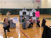 LB Team Advances to Odyssey of the Mind World Finals 2