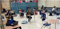 Virtual Challenge is Easy as Pi for LBMS Students photo thumbnail181812