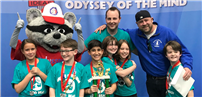 LB Team Advances to Odyssey of the Mind World Finals photo