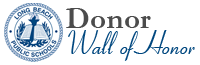 Donor Wall of Honor